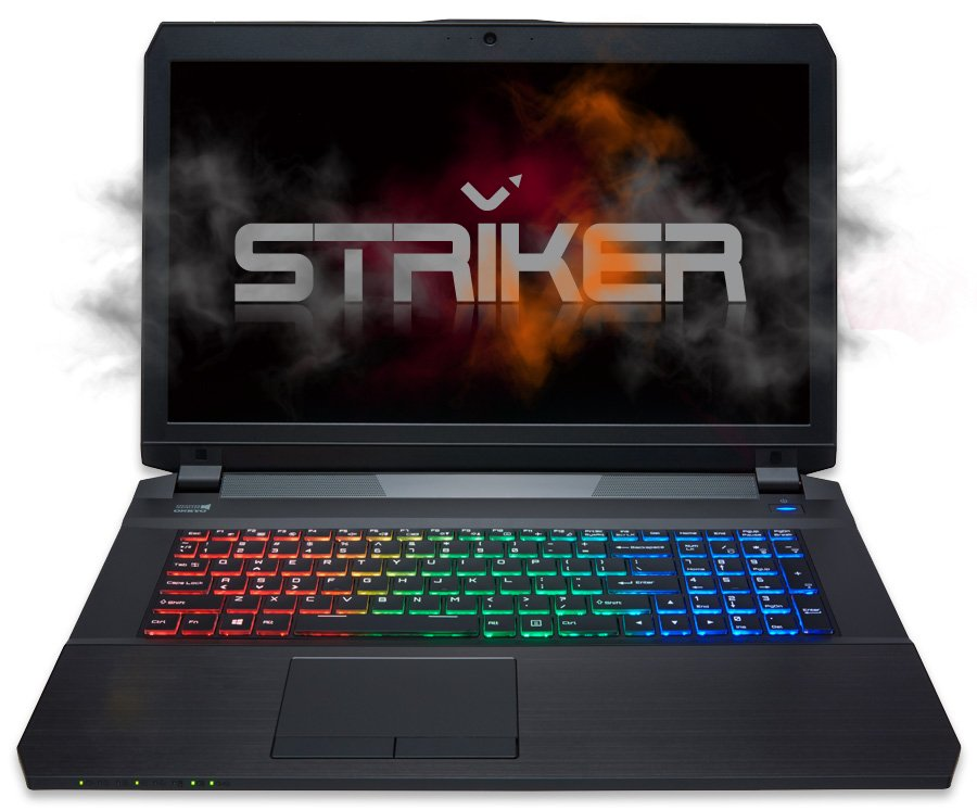 Hyrican® Striker Notebook
