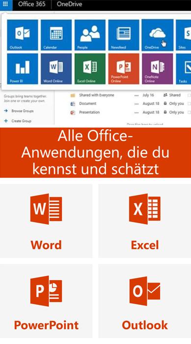 alle Office-Anwendungen